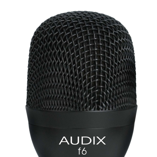 Audix F6 Dynamic Instrument microphone