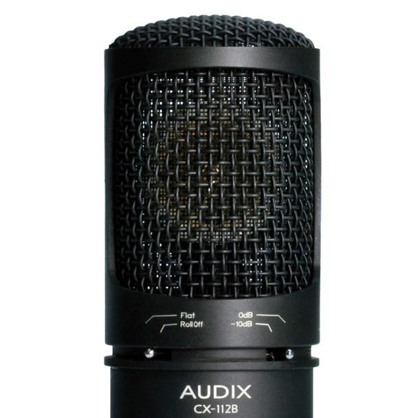 Audix CX112B Large Diaphragm multipattern studio microphone