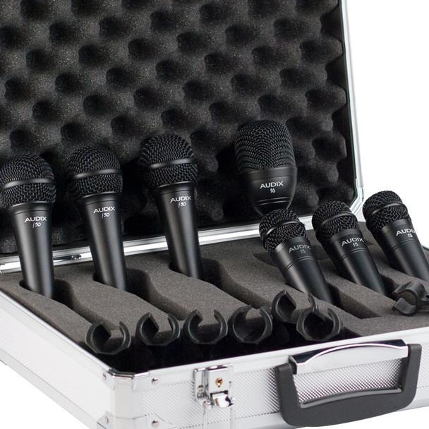 Audix BP7F  Band Pack fusion series
