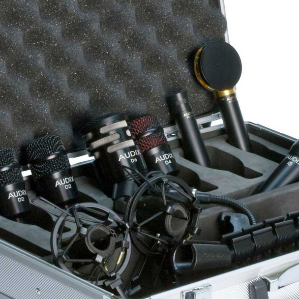 Audix Studio Elite 8 Microphone Pack