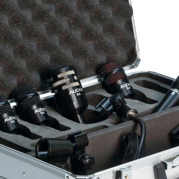 Audix DP 5A 5-Piece Drum Mic Kit