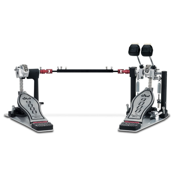 DW 9000 DOUBLE PEDAL W/ CASE