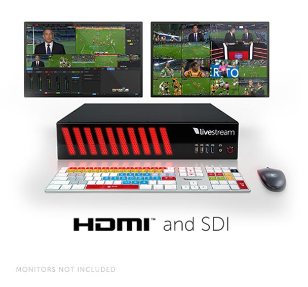 Livestream Studio HD51