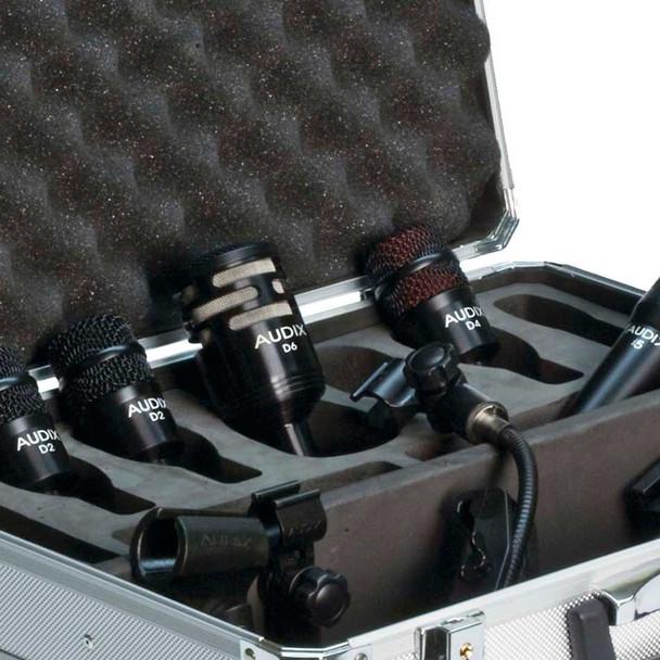 Audix DP4C 4-Piece Drum Mic Kit