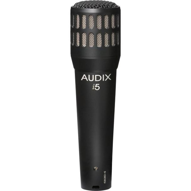 Audix i5 Dynamic Instrument Microphone Demo