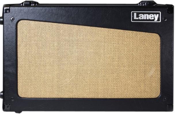 Laney CUB CAB 2x12 Open-Back Guitar Speaker Cabinet Black