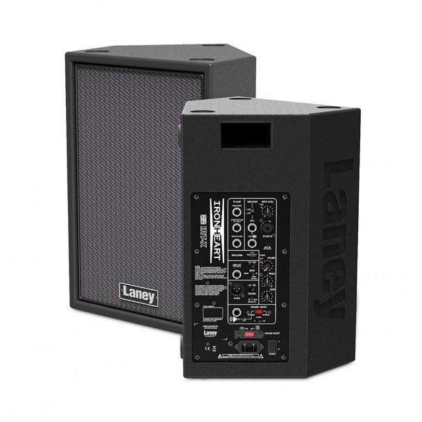Laney IRT-X 200W RMS Powered Expansion Guitar Cabinet