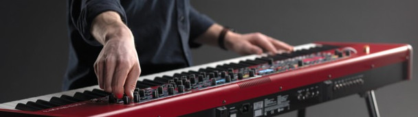 Nord Stage 3 88 Stage Keyboard 88-key Digital Stage Piano with Synth, Organ, and Piano Sound Generators and 2GB Memory for Nord Piano Library