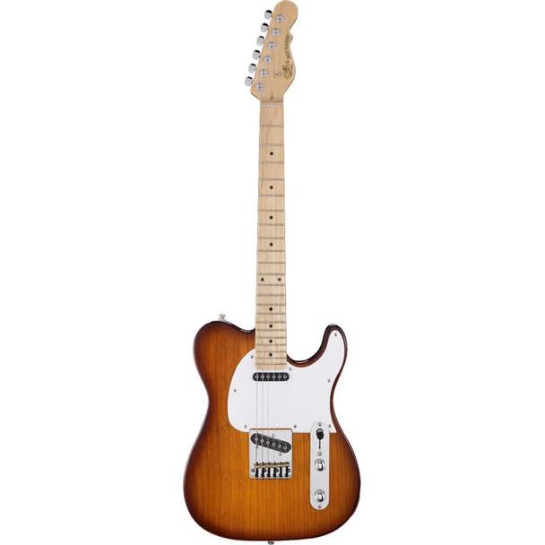 G&L ASAT Classic Electric Guitar Tobacco Sunburst