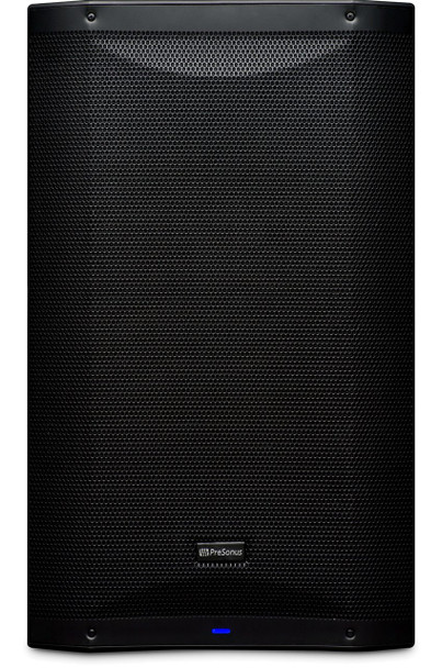 "PreSonus Air15 1200W 15"" Powered Speaker 1,200W Active PA Speaker with Hybrid Class D/Class AB Amplifier, 15"" LF Driver, 1.35"" High-frequency Driver, 2 Combo XLR/TRS Inputs, 1/8"" Stereo Input, and Onboard DSP"