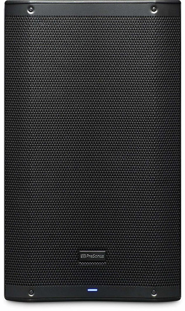 "PreSonus Air12 1200W 12"" Powered Speaker 1,200W Active PA Speaker with Hybrid Class D/Class AB Amplifier, 12"" LF Driver, 1.35"" High-frequency Driver, 2 Combo XLR/TRS Inputs, 1/8"" Stereo Input, and Onboard DSP"