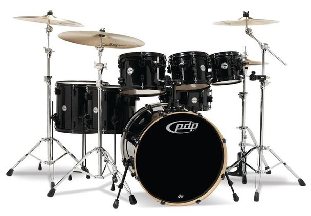 PDP Concept Maple Black - 7-Piece