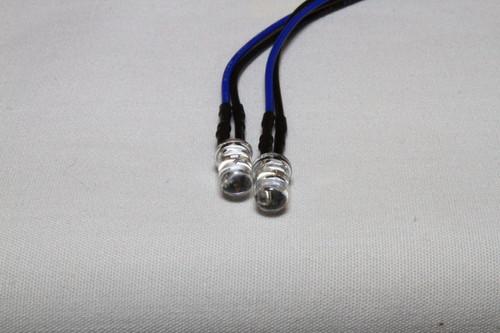 Budget Monster Eyes 6-Volt Flashing Mini Strobe Light Pair