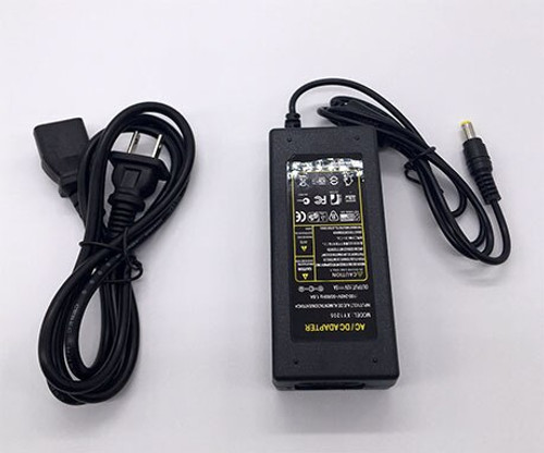 12-Volt, 5-Amp Power Cable Power Supply