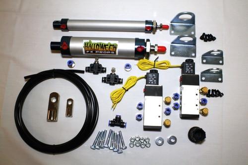 Coffin Bouncer DIY Pneumatic Kit