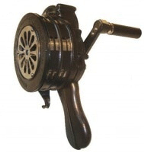 Small Hand Cranked AIr Raid Siren