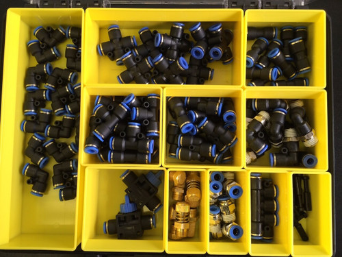 HUGE Miscellaneous Air Fitting Kit for Props