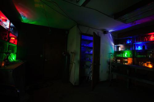 Ghostlight Mini 12-Volt Mini Spotlight