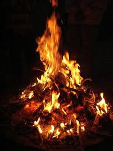 Campfire Fog Scent