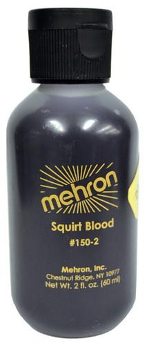 Squirt Blood 2 Oz Dark