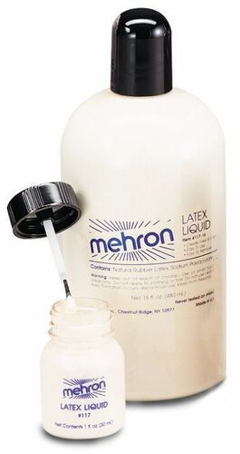 Latex Mehron 4 1/2 Oz