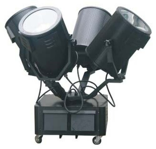 3-Head Moving Searchlight Skytracker