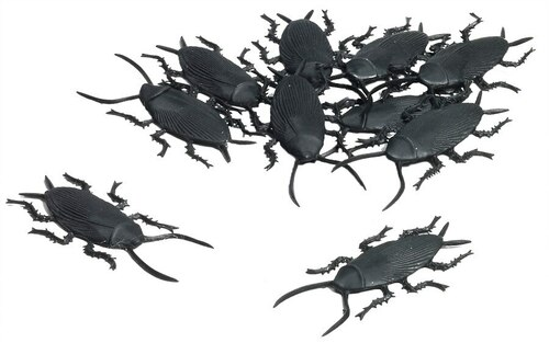 Roaches 10 Pc Set