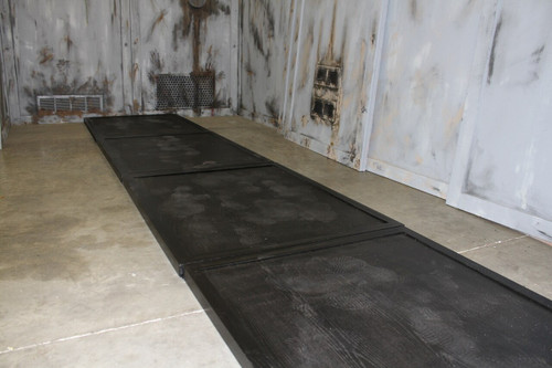 Moving Floor Tiles