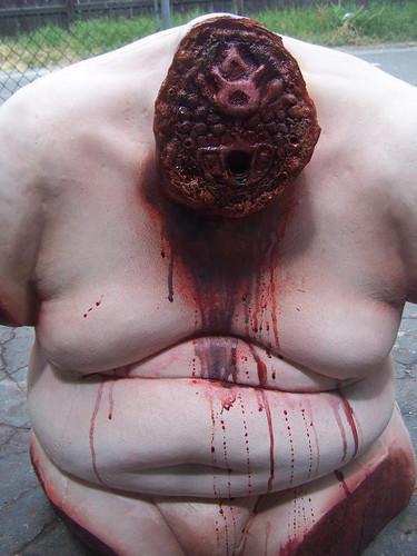 Fat Headless Raymond
