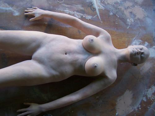 Lifecast Female Mannequin