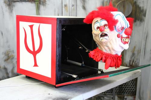 Jack In The Box Animatronic Halloween Prop