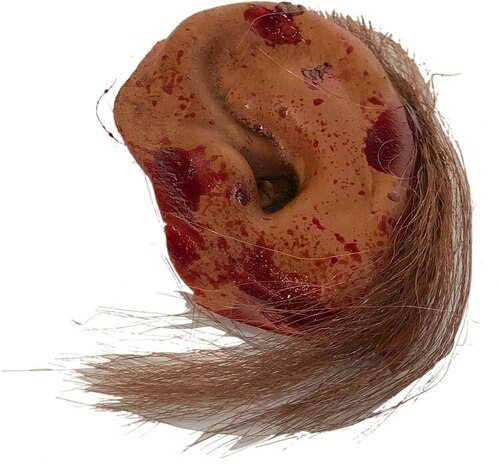 Evil Ear Halloween Prop