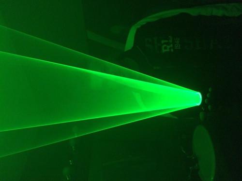HFX Vortex Laser Glove
