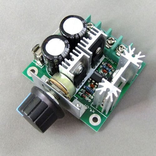 Electric Motor Speed Controller