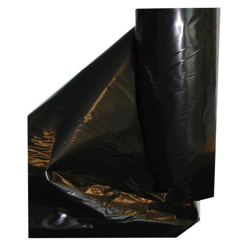 Black Plastic Fireproof Sheeting