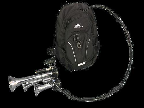 Backpack Horn