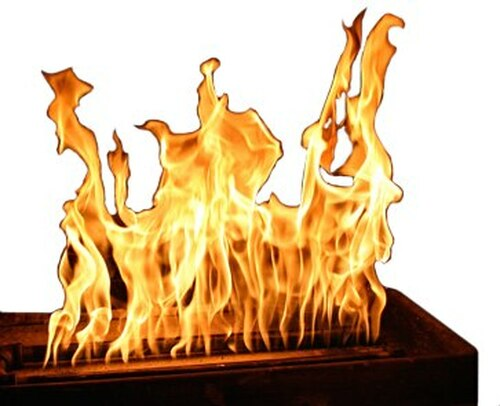 Devil Fire - Fake Fire