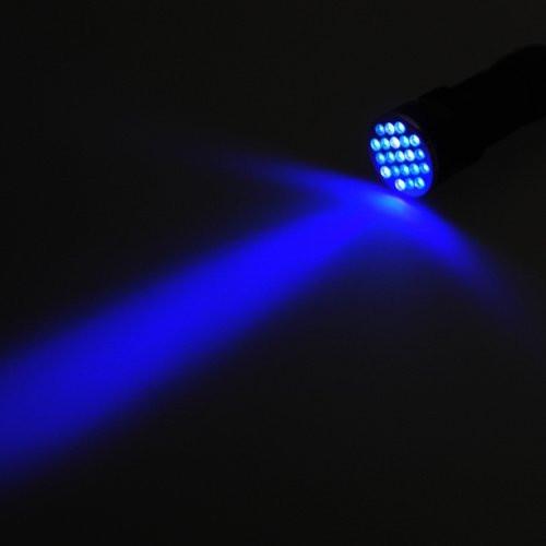 Ghostlight UV Flashlight