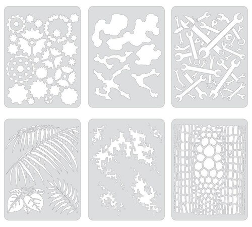 Airbrush Templates