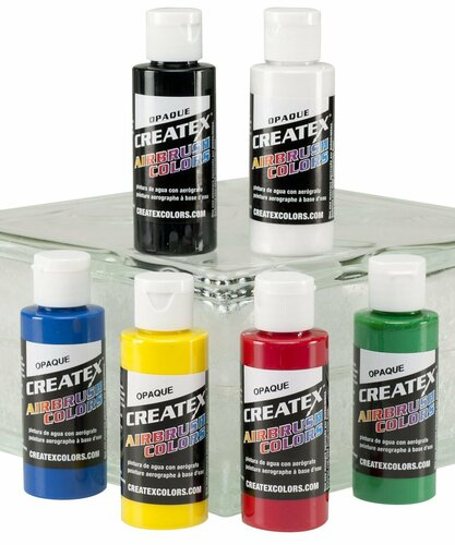 Budget Beginner Airbrush Paint Kit