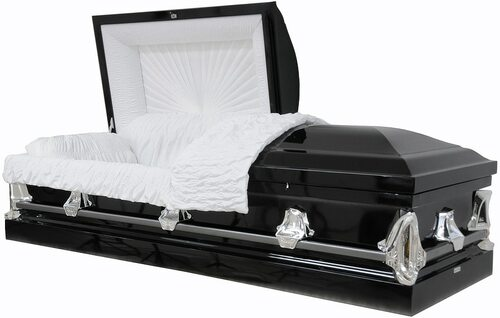 Russian Mob Coffin Ride