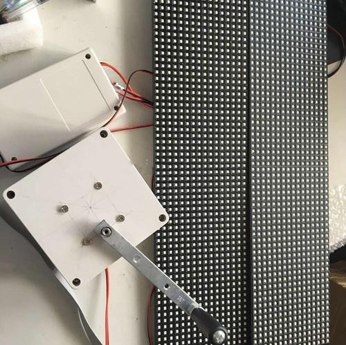 Digital Hand Crank Power Generator Escape Room Prop