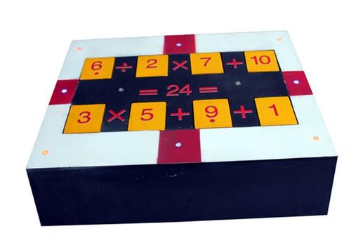 Calculated Equation Escape Room Prop