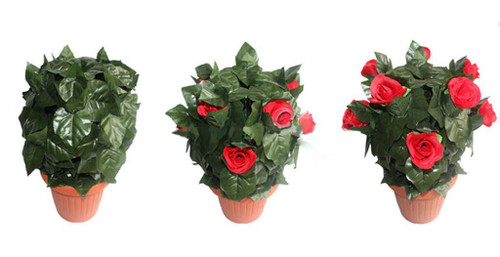 Blooming Rose Escape Room Prop