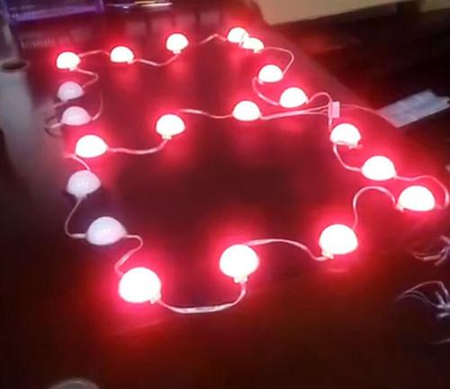 Figure 8 LED String Lights (w/ Audio) - Escape Room Prop
