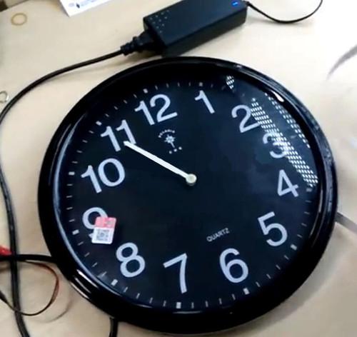 Binary Clock Escape Room Prop