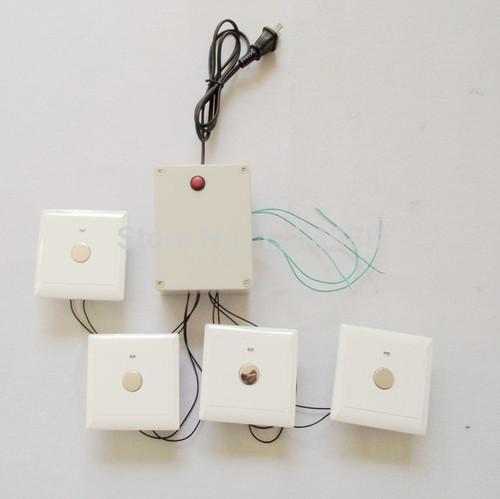 4 Buttons Escape Room Prop