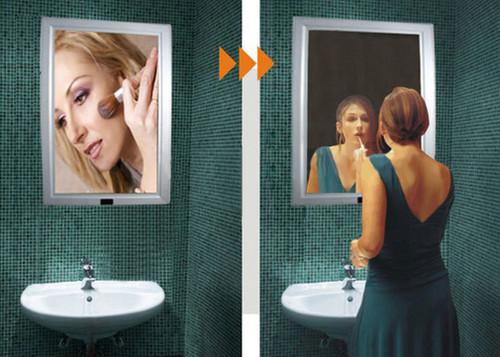 Escape Room Magic Mirror Prop