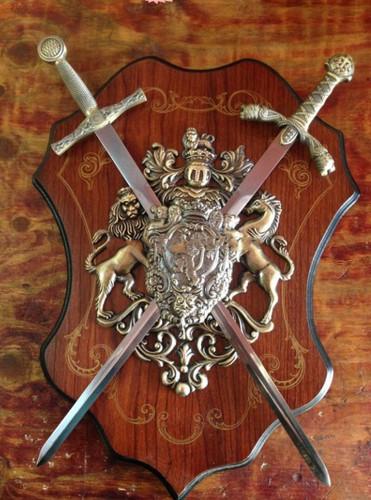 Coat of Arms Decoration - Escape Room Prop
