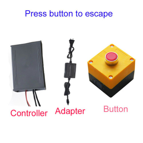 Escape Room Panic Button Prop